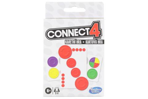 Karetní hra Connect 4