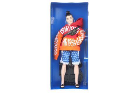 Barbie BMR1595 Ken s drdolem módní deluxe GHT93