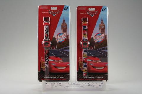 Náramkové hodinky Cars digitální