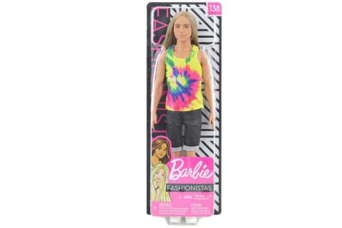Barbie Model Ken 138 - dlouhé vlasy    TV 1.9. - 31.12.2020