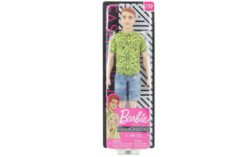 Barbie Model Ken 139- zrzek GHW67