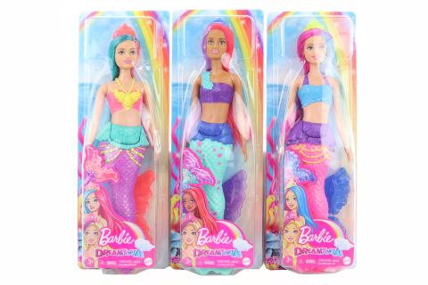 Barbie Kouzelná mořská víla  GJK07
