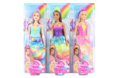 Barbie Kouzelná princezna  GJK12