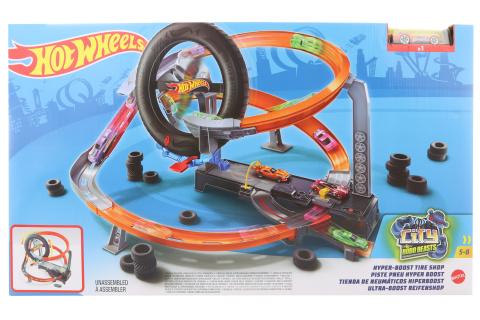 Hot Wheels Motorizovan ý set GJL16