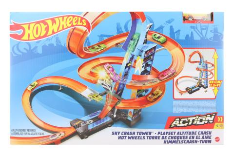 Hot Wheels Padající věž GJM76 TV 1.9.-31.12.