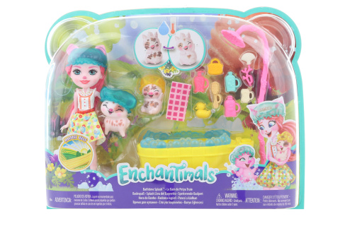 Enchantimals osvěžující koupel GJX35