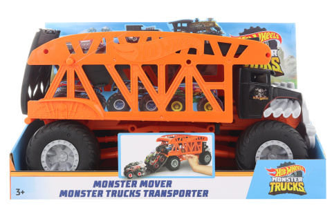 Hot Wheels Monster trucks přeprava trucků GKD37