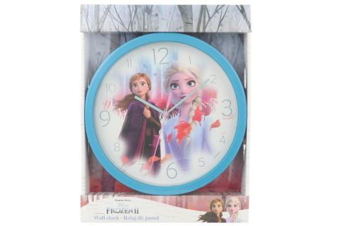 Nástěnné hodiny Frozen II