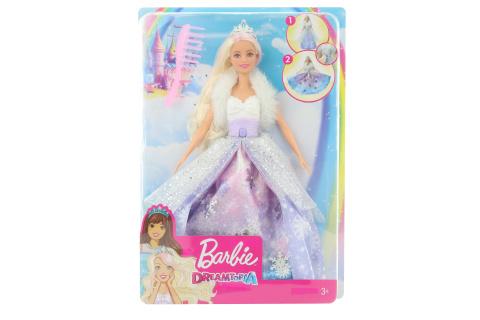Barbie Sněhová princezna GKH26