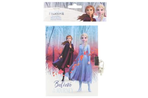 Frozen II Tajný deník