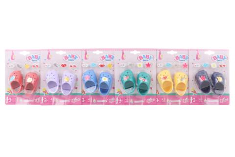 BABY born® Gumové sandálky, 6 druhů