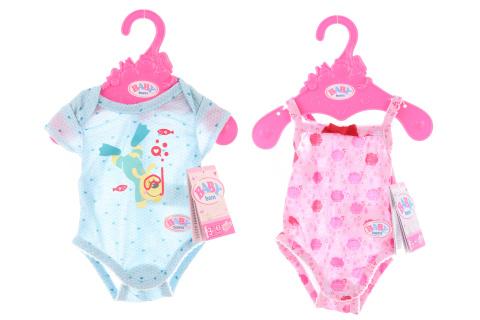 BABY born Body 2 druhy, 43 cm
