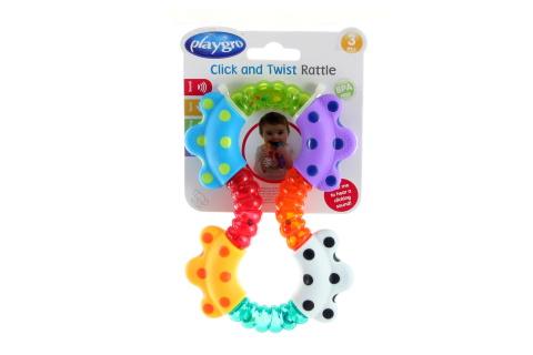 Playgro - Kousátko pohyblivá žížala
