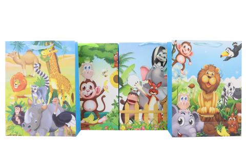 Dárková taška safari velká