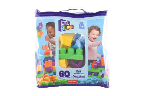 Mega Bloks FB Big Building Bag Boys (60) DCH55