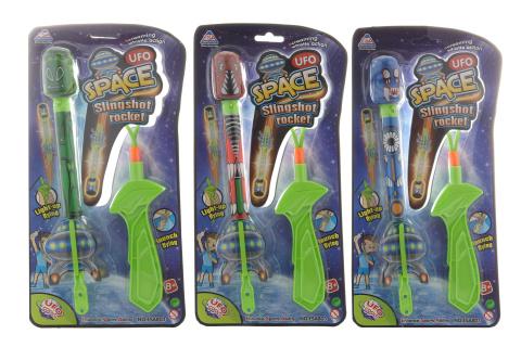 Raketa vystřelovací 3 druhy