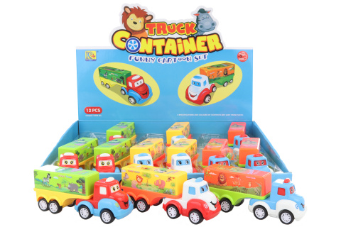 Baby kamion 12/bal