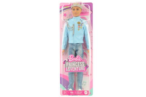 Barbie Princess adventure Princ GML67 TV 1.9.-31.12.2020