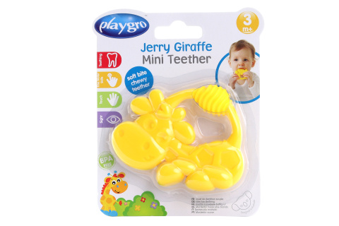Playgro - Mini kousátko žirafka