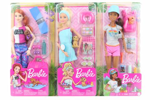 Barbie Wellness panenka  GKH73