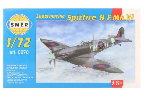 Supermarine Spitfire MK.VI 1:72