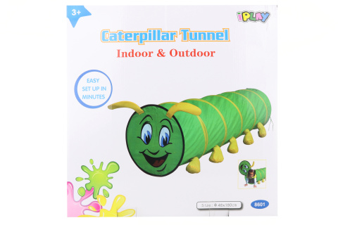 Tunel housenka