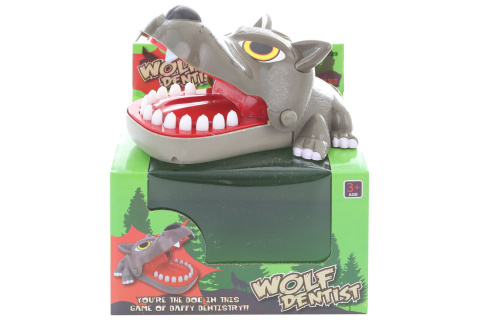 Hra Vlčí zuby