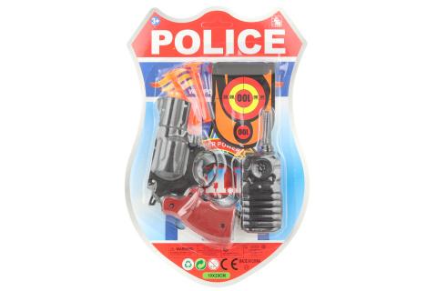 Sada policie malá