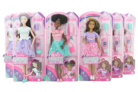 Barbie Princess adventure kamarádka  GML68 TV 1.9.-31.12.2020