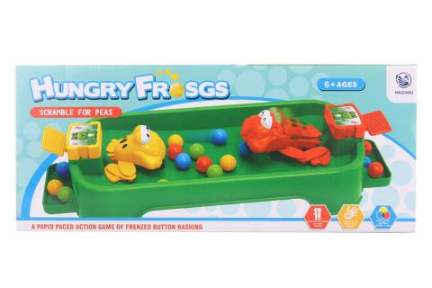 Hra Hladové žáby
