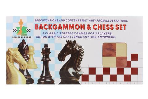 Šachy, dáma a vrchcáby