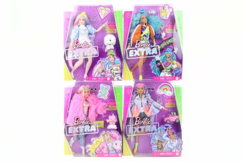 Barbie Barbie Extra GRN27 TV 1.10.-31.12.2021