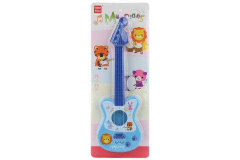 Kytara modrá