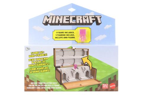 Minecraft Sběratelský kufřík na mini figurky 2.0 GTP32