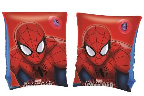BESTWAY Rukávky Spider-man 3 - 6 let