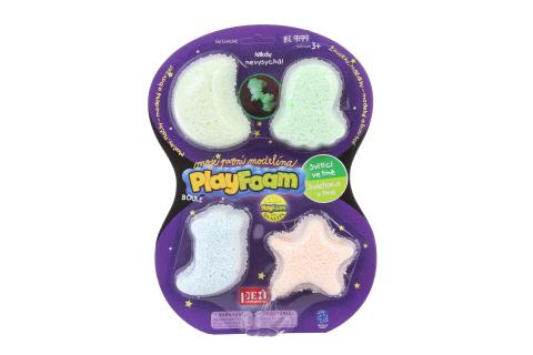 PlayFoam® Boule 4pack-SVÍTÍCÍ