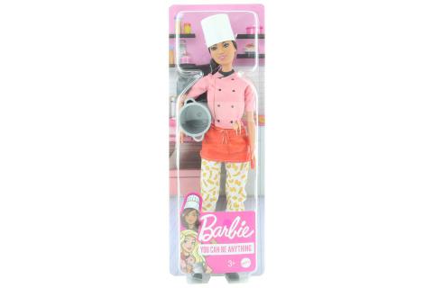 Barbie První povolání - kuchařka GTW38