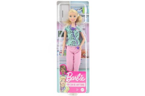 Barbie První povolání - zdravotní sestřička GTW39