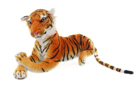 Plyš Tygr hnědý 50 cm