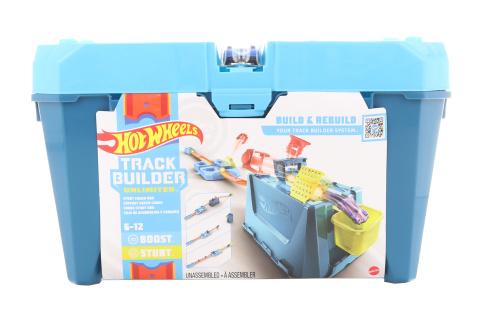 HotWheels Track builder ultimátní crash box GVG09