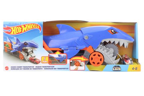 Hot Wheels Žralok náklaďák GVG36