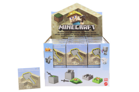 Minecraft Mini těžba GVL37