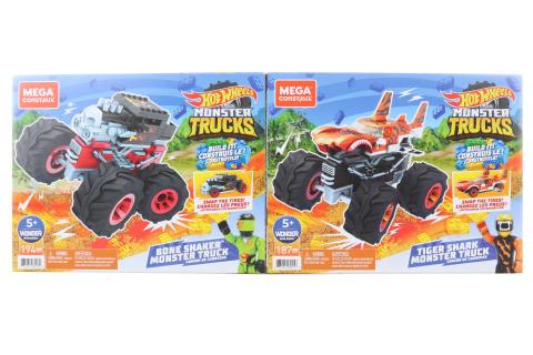 Mega Construx Hot wheels monster trucks  GVM14