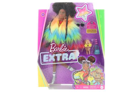 Barbie extra - v pláštěnce GVR04  TV 1.10.-31.12.2021
