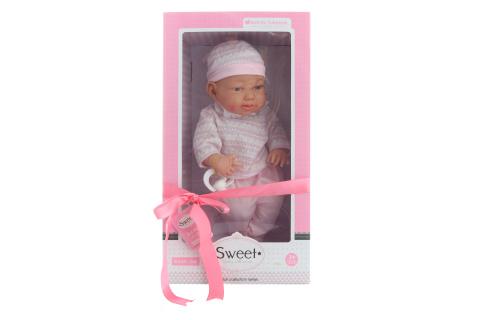Miminko holčička pevné tělo v dárkovém balení
