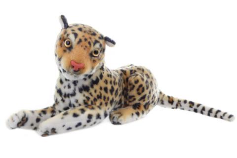 Plyš Leopard 28 cm