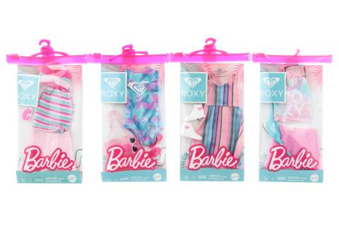 Barbie Kompletní oblečky asst GWF05
