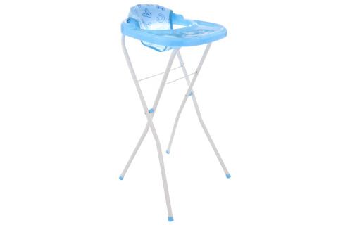 Židlička pro panenku modrá