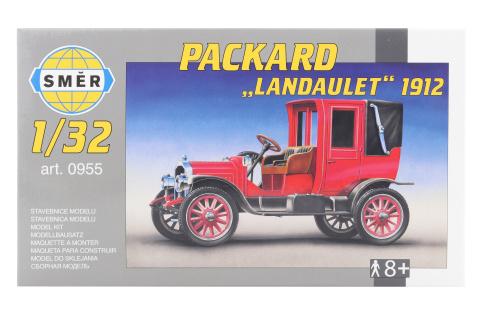 Packard Landaulet 1912 1:32