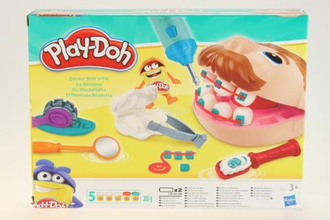 Play Doh  Zubař TV 1.11.-31.12.2020